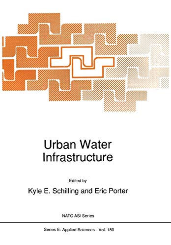 9789401067393: Urban Water Infrastructure (Nato Science Series E:)