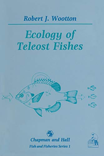9789401068598: Ecology of Teleost Fishes