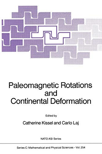 9789401068789: Paleomagnetic Rotations and Continental Deformation (NATO Science Series C)
