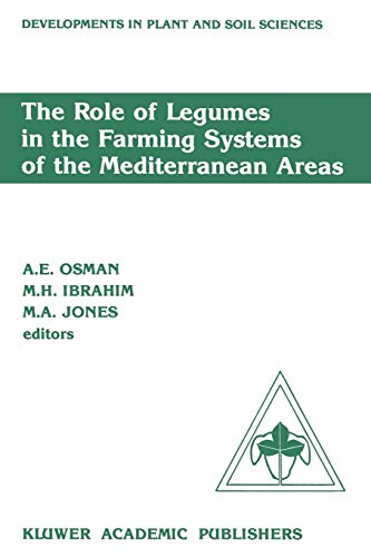 The Role of Legumes in the Farming: Osman, A.E.