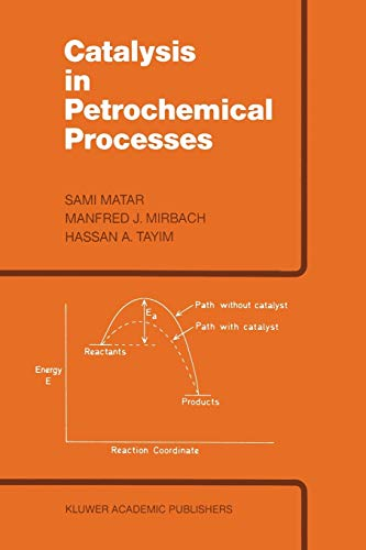 9789401070249: Catalysis in Petrochemical Processes