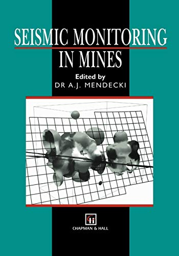 9789401071871: Seismic Monitoring in Mines