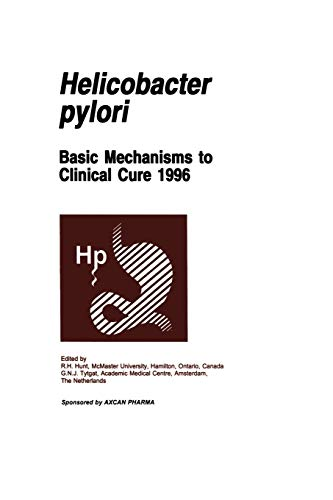 9789401072991: Helicobacter pylori: Basic Mechanisms to Clinical Cure 1996