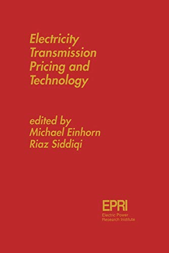 Electricity Transmission Pricing and Technology