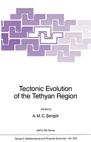 9789401075091: Tectonic Evolution of the Tethyan Region (Nato Science Series C:)