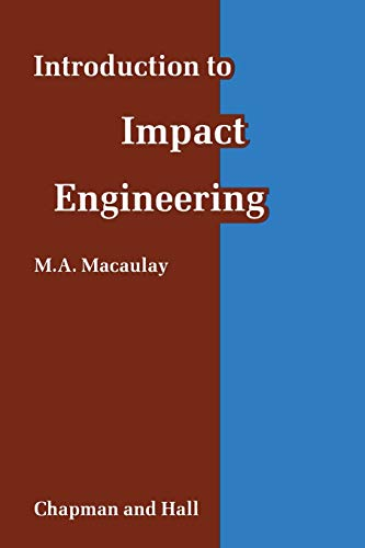 9789401079204: Introduction to Impact Engineering
