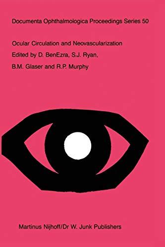 Ocular Circulation and Neovascularization