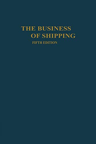 9789401083263: The Business of Shipping