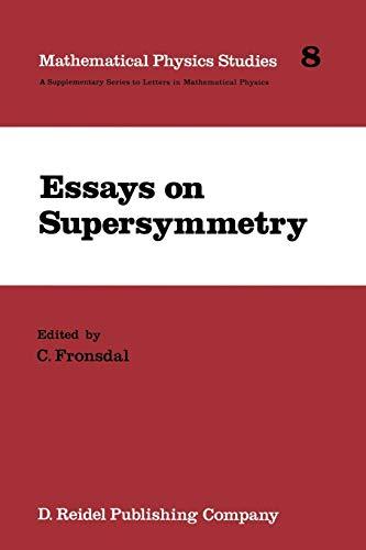 Essays on Supersymmetry (Paperback)