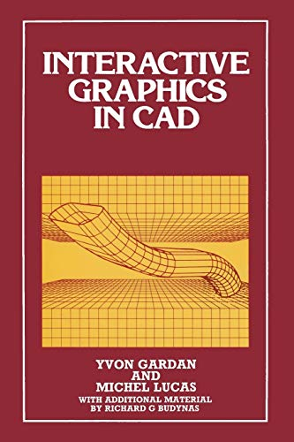 9789401089586: Interactive Graphics in CAD