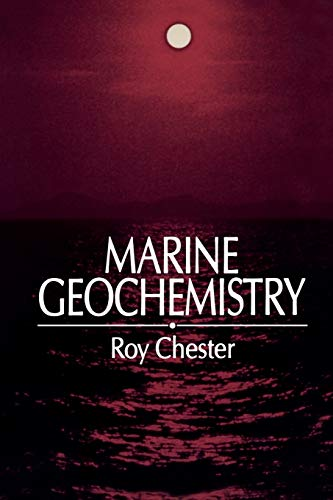 9789401094900: Marine Geochemistry