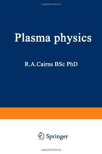 9789401096577: Plasma Physics