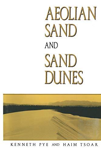 9789401159883: Aeolian sand and sand dunes