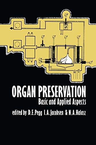 9789401162692: Organ Preservation: Basic and Applied Aspects A Symposium of the Transplantation Society