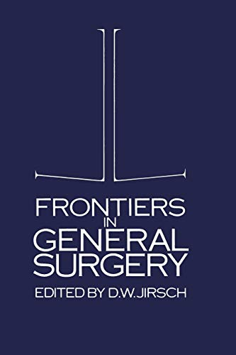 9789401166447: Frontiers in General Surgery