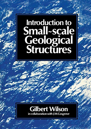 9789401168403: Introduction to Small~scale Geological Structures