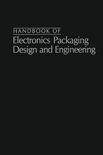 9789401170499: Handbook Of Electronics Packaging Design and Engineering