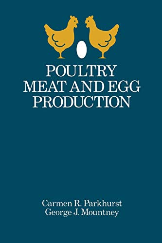 9789401170550: Poultry Meat and Egg Production