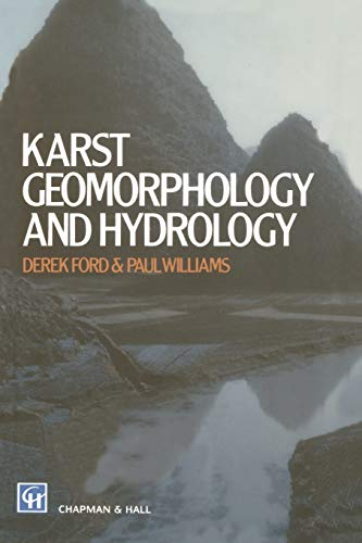 9789401177801: Karst Geomorphology and Hydrology