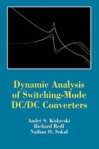 9789401178518: Dynamic Analysis of Switching-Mode DC/DC Converters