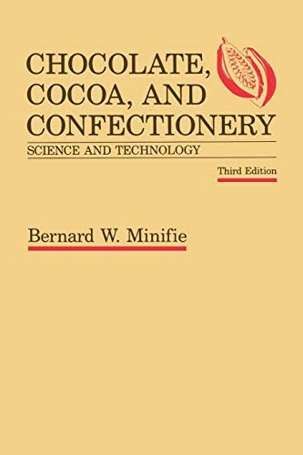 9789401179263: Chocolate, Cocoa and Confectionery: Science and Technology
