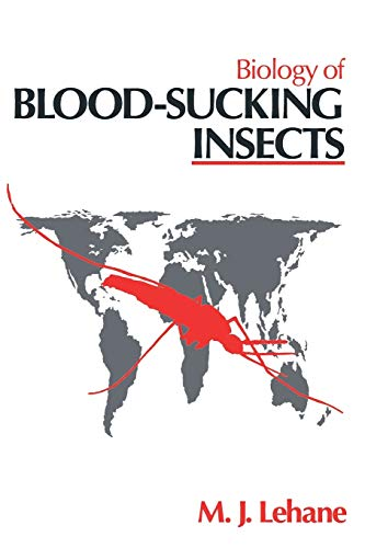 9789401179553: Biology of Blood-Sucking Insects