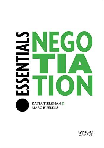 9789401402958: Negotiations: Essentials