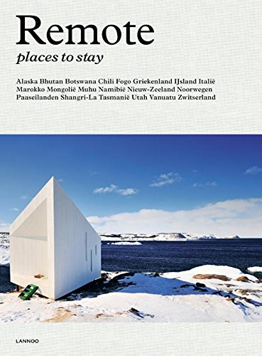 9789401409933: Remote: Places to stay