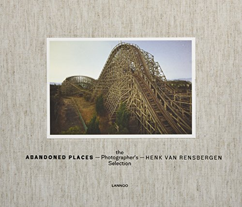 9789401418072: Abandoned Places: The Photographer's Selection