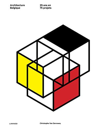 9789401420419: L'Architecture Belgique / druk 1: 25 ans en 75 projets