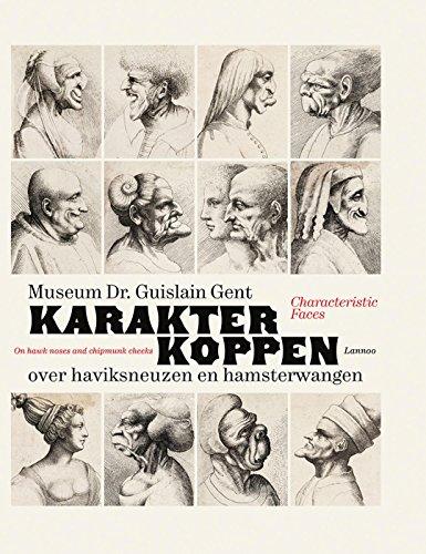 Karakter Koppen / Character Faces: Gent, Guilsain, Dr./ Cailliau, Annemie/ Cohen, Jaap/ De ...