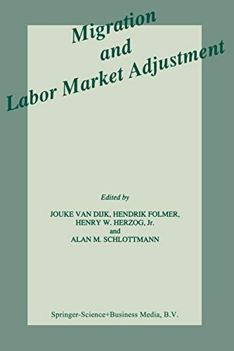 Migration and Labor Market Adjustment