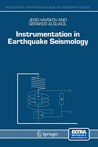 9789401751131: Instrumentation in Earthquake Seismology (Modern Approaches in Geophysics)