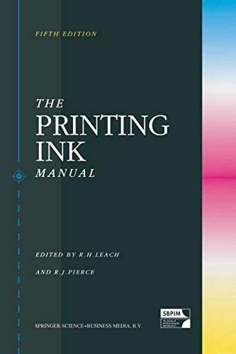 9789401751483: The Printing Ink Manual