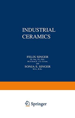 9789401752596: Industrial Ceramics ( Volume I and II )