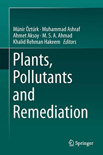 9789401771931: Plants, Pollutants and Remediation
