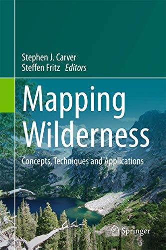 9789401773973: Mapping Wilderness: Concepts, Techniques and Applications