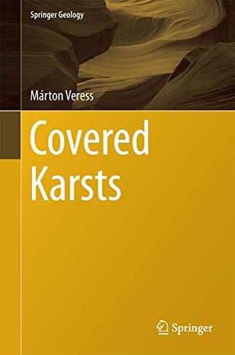 9789401775168: Covered Karsts (Springer Geology)