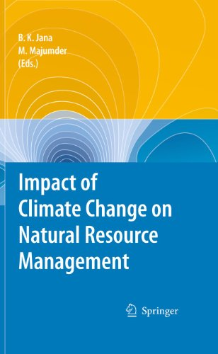 9789401777742: Impact of Climate Change on Natural Resource Management