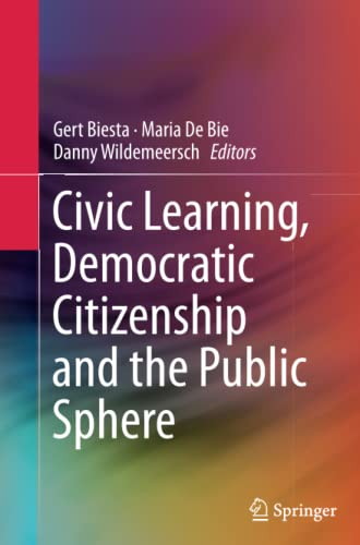 9789401779838: Civic Learning, Democratic Citizenship and the Public Sphere