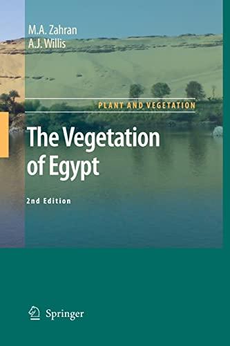 9789401781442: The Vegetation of Egypt (Plant and Vegetation)