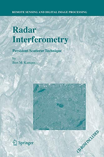 9789401781855: Radar Interferometry: Persistent Scatterer Technique (Remote Sensing and Digital Image Processing)