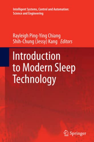 9789401782173: Introduction to Modern Sleep Technology (Intelligent Systems, Control and Automation: Science and Engineering)