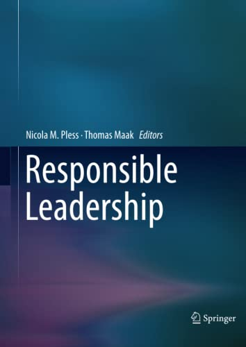 9789401783767: Responsible Leadership