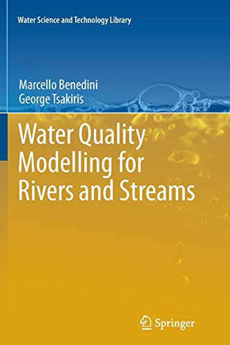 9789401783798: Water Quality Modelling for Rivers and Streams (Water Science and Technology Library)