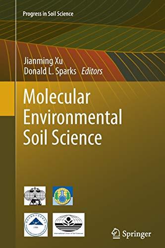 9789401784863: Molecular Environmental Soil Science (Progress in Soil Science)