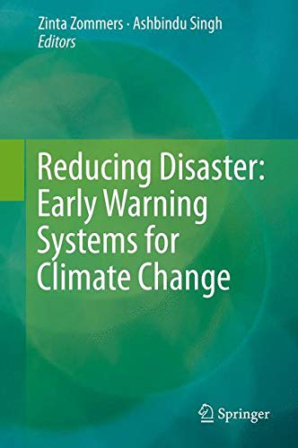 9789401785976: Reducing Disaster: Early Warning Systems For Climate Change