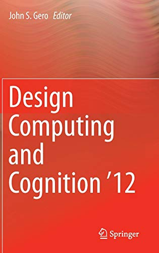 Design Computing and Cognition 12 (Hardback)