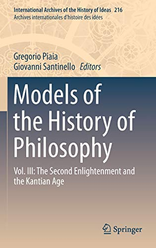 Models of the History of Philosophy: Gregorio Piaia