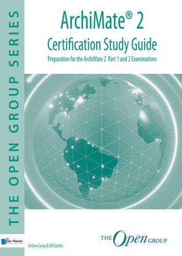 9789401800020: Archimate 2 Certification Study Guide
